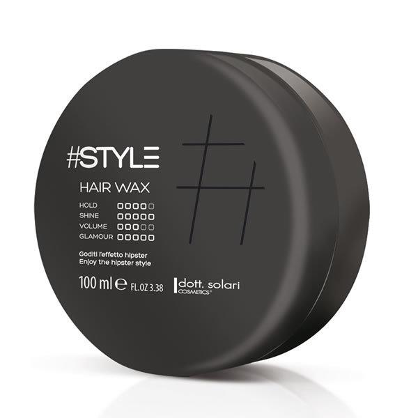 Hair wax dott solari