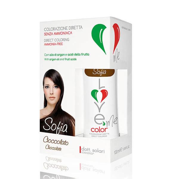 Love Me Color Sofia Cioccolato Dott Solari