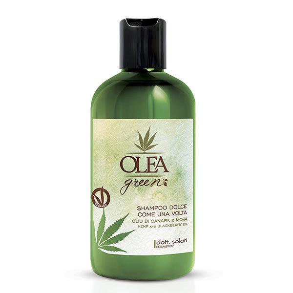 Shampoo Dolce Olea Green Dott Solari