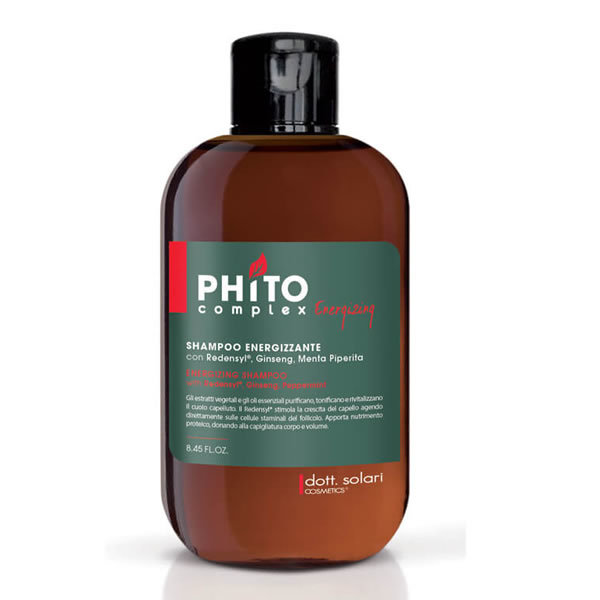 Shampoo Energizzante 250 Ml Dott Solari