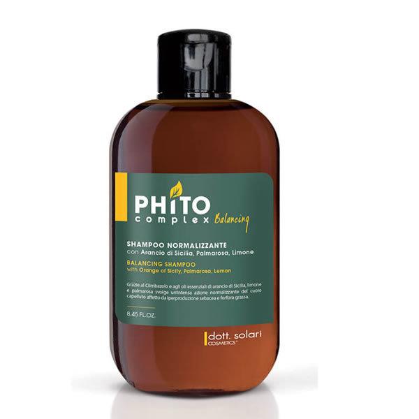 Shampoo Normalizzante Dott Solari