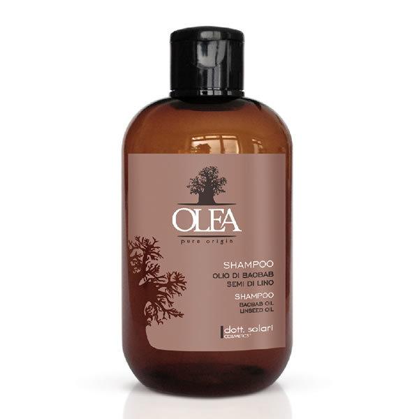 Shampoo Olio Baobab Semi Lino Dott Solari