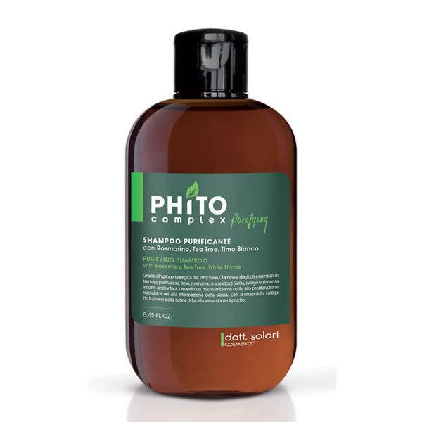 Shampoo Purificante Phito Complex Dott Solari