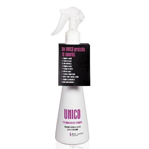 Unico Maschera Spray 200 Ml Dott Solari