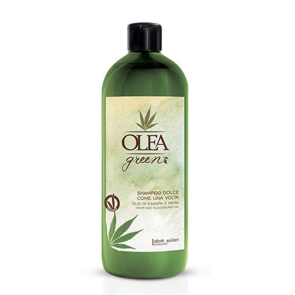 Shampoo Dolce Olea Green 1000 Ml Dott Solari