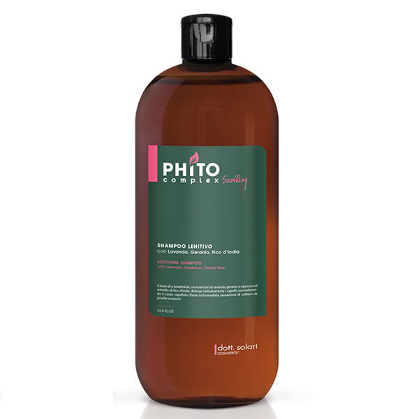 Shampoo Lenitivo 1000 Ml Dottsolari