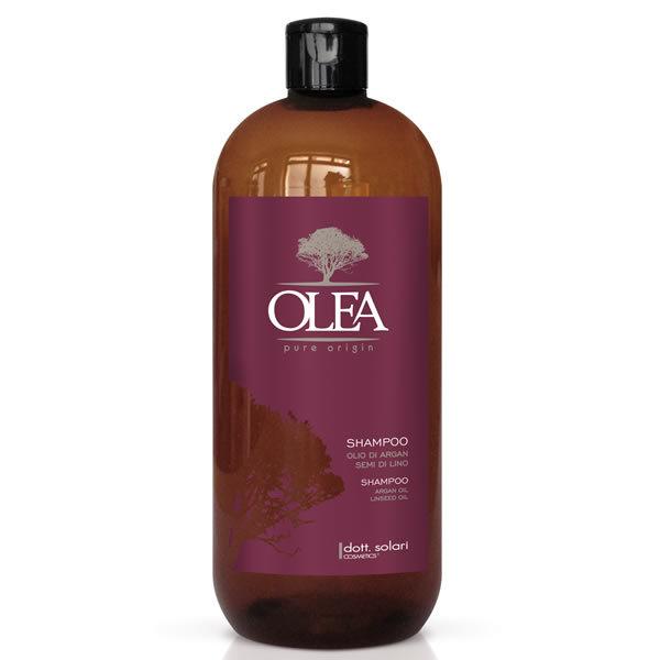 Shampoo Olio Argan Semi Lino 1000ml Dott Solari
