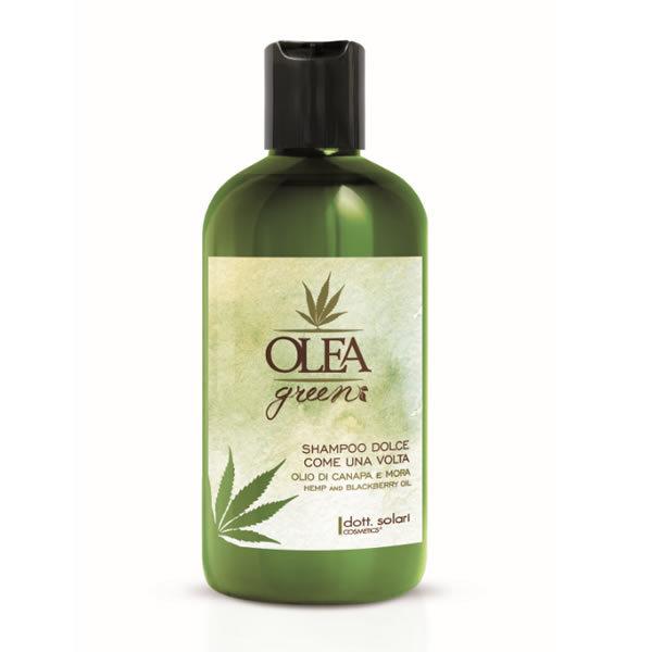Shampoo Dolce Olea Green Dottsolari