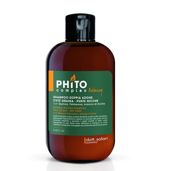 Shampoo Normalizzante Doppia Azione 250 Ml Dott Solari